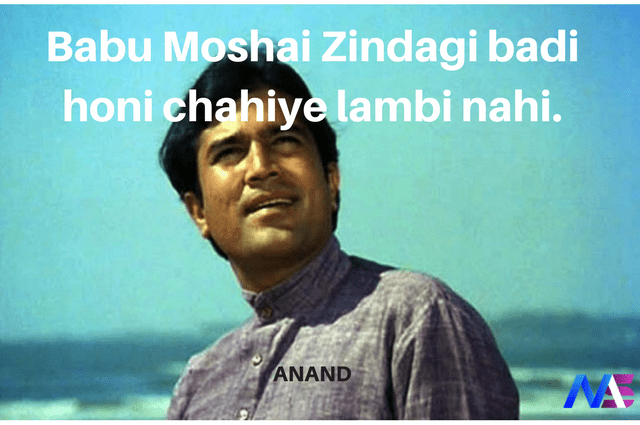 Iconic dialogues From Bollywood Movies