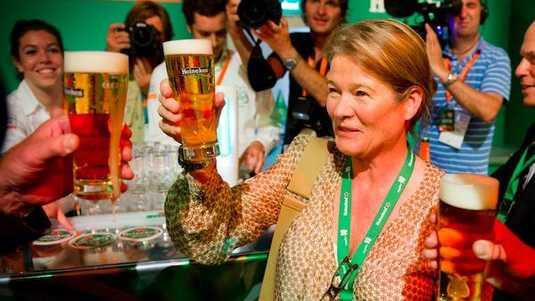 Charlene de Carvalho-Heineken Richest Women Around the World 2018