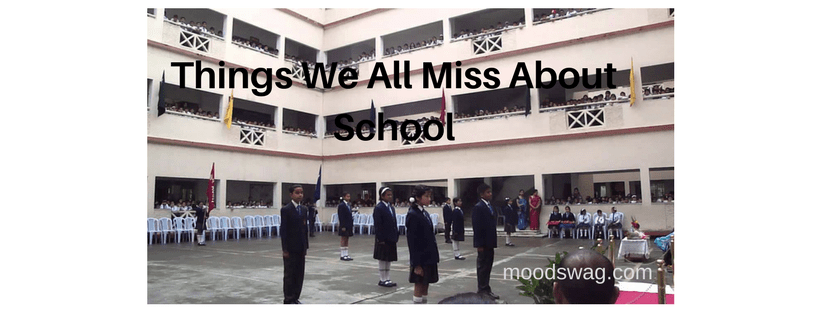 Things We All Miss About School
