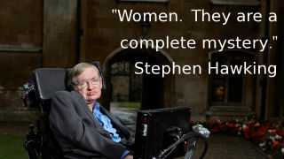 Interesting Stephen Hawking Facts
