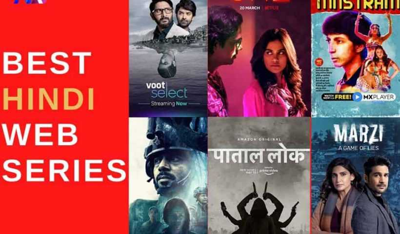 Best Hindi Web Series