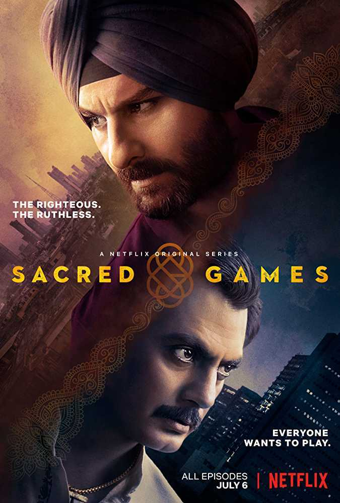 Best Indian Web Series Sacred Games