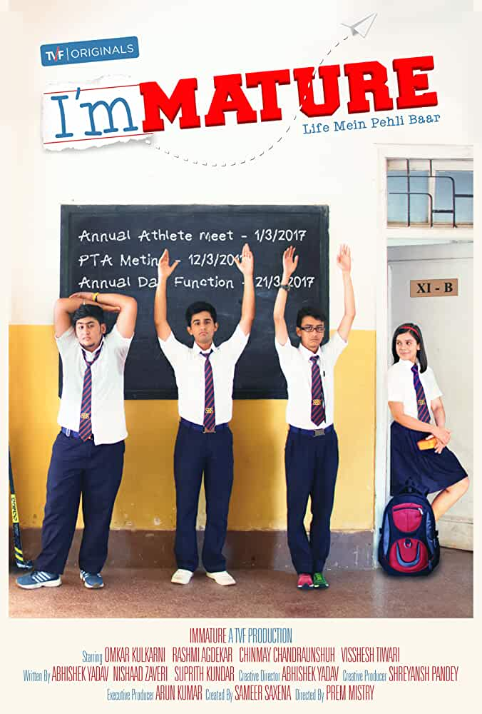 immature - Best indian web series