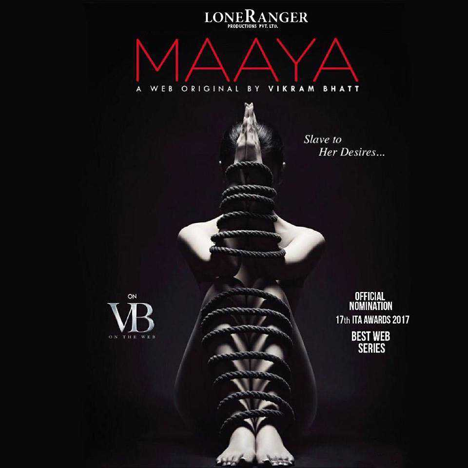 If You Are Looking For Something Exciting Exotic Or Erotic This Is Your Best Bet Created By Vikram Bhatt Series Explores The Bdsm Culture In India