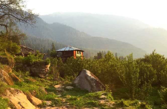 PARVATI VALLEY-ANOTHER PARADISE