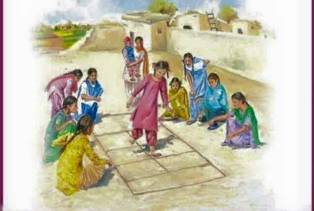 Langdi taang Games we loved in Childhood