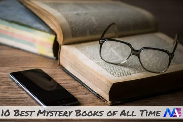 10 Best Mystery Books of All Time 2018