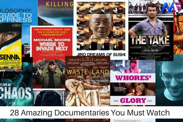 Documentaries You Must Watch
