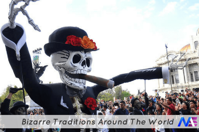 Bizarre Traditions Around The World