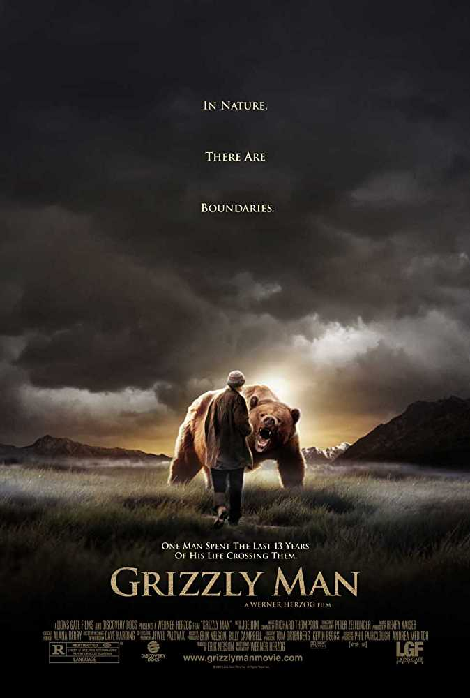 grizzly man, best documentary