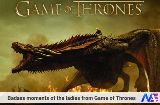 Badass moments df the ladies from game of thrones