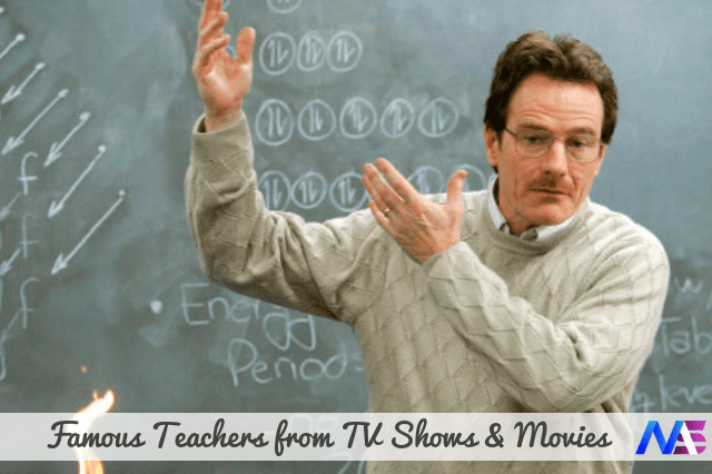 Famous Teachers from TV Shows & Movies