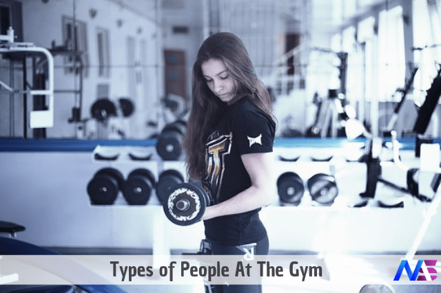 Types of People You At Gym
