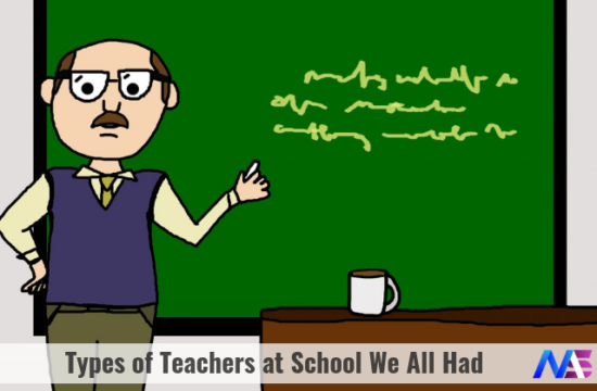 Types of Teachers at School We All Had