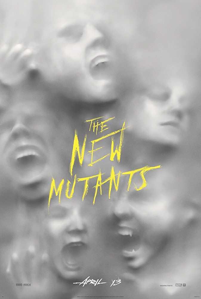 the new mutanrts