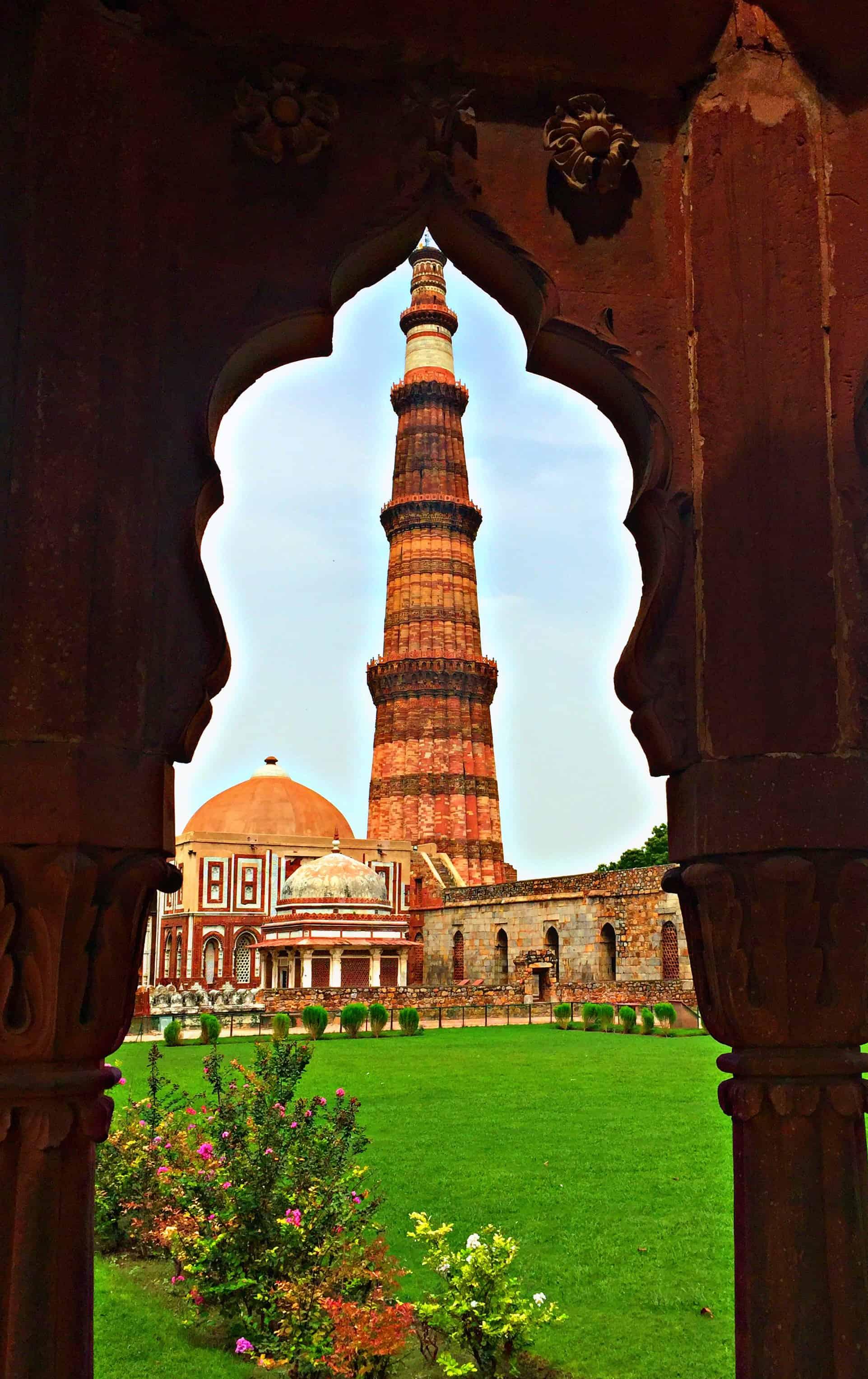 qutub minar world heritage