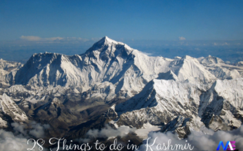 28 things to do in Kashmir