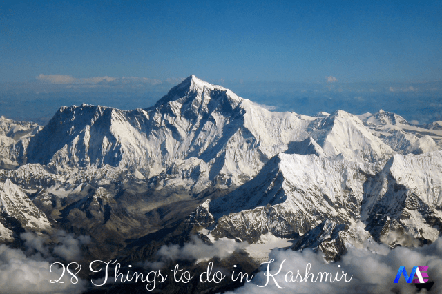 28 Things To Do In Kashmir To Make Your Visit Memorable