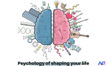 psychology of shaping you life