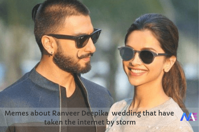 Ranveer Deepika wedding meme