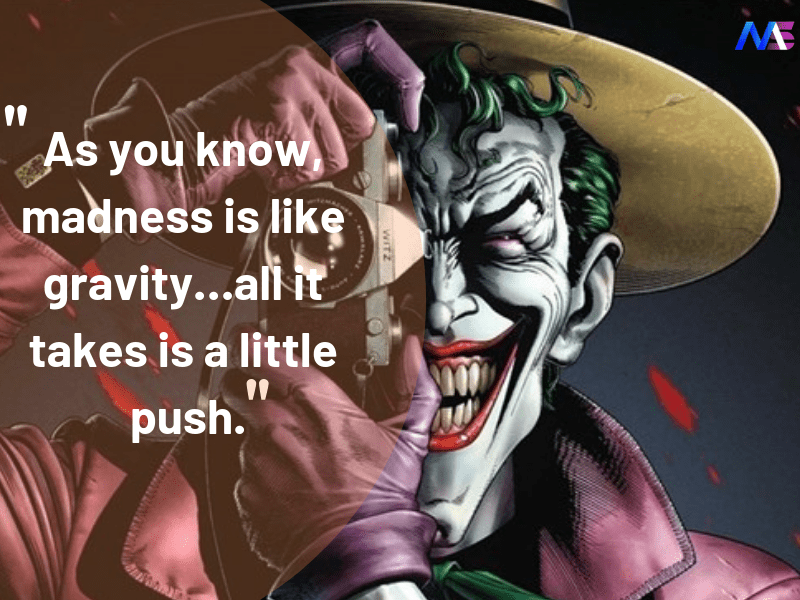 awesome joker quotes