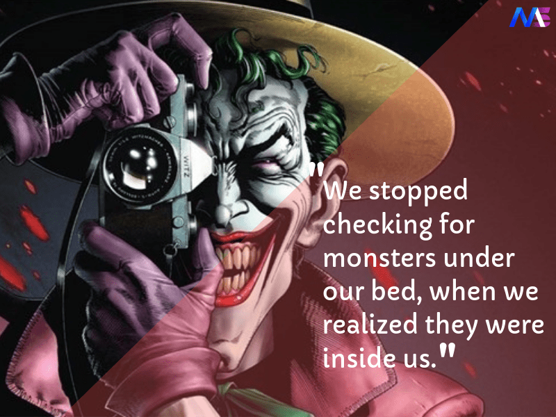 amazing joker quotes