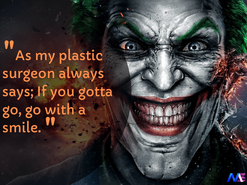 25 Quotes By Joker That Tell A Truth Or Two About Real Life