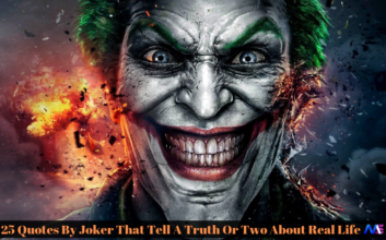 25 quotes by joker that will tell a truth or two about real life