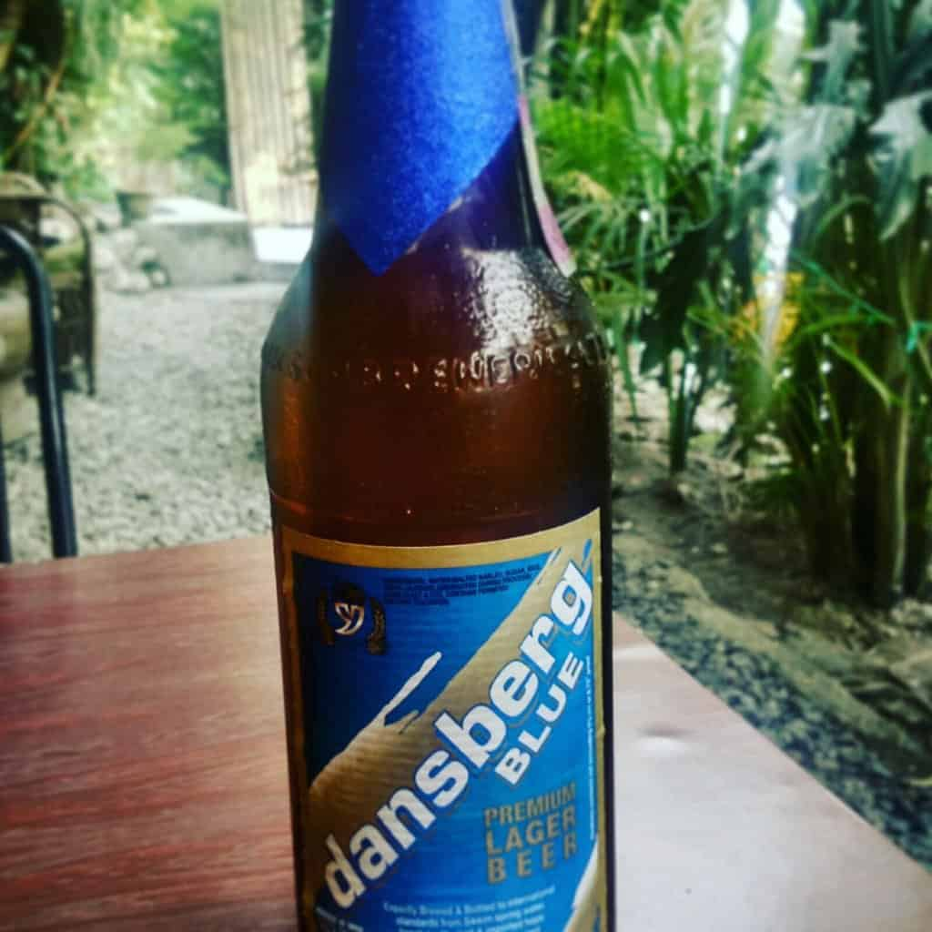 Dansberg Blue Beer