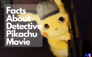 Detective Pikachu Movie Facts