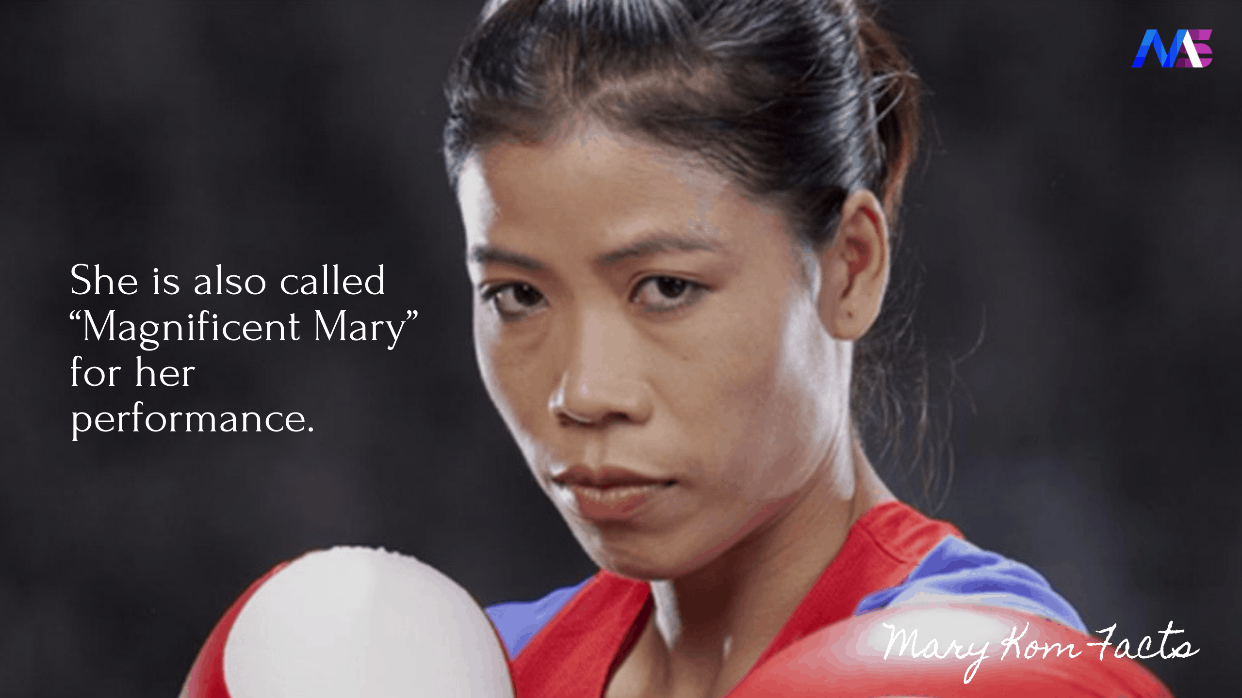 Mary Kom Facts 10