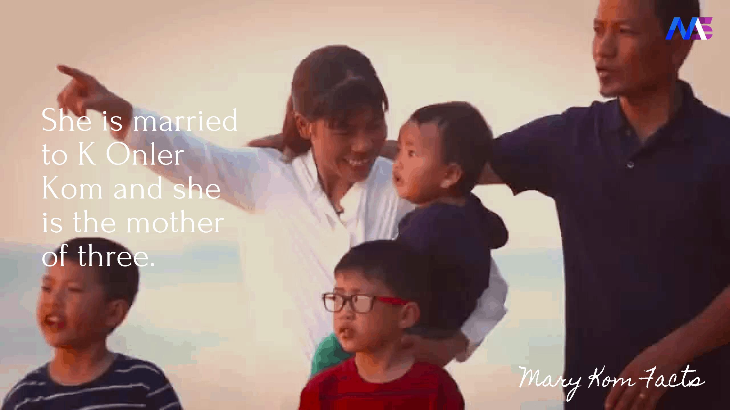 Mary Kom Facts 4