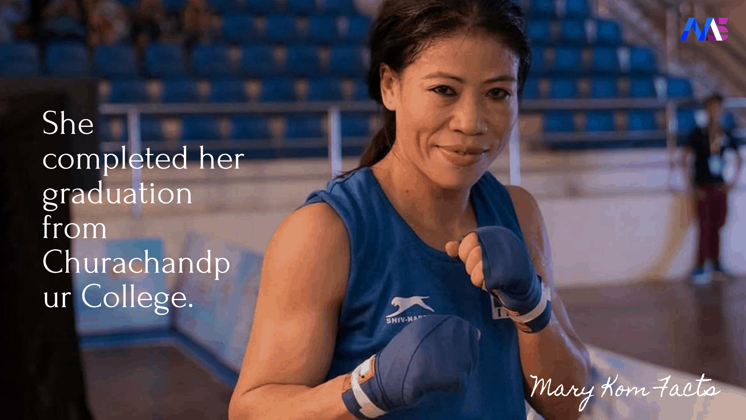 Mary Kom Facts 5
