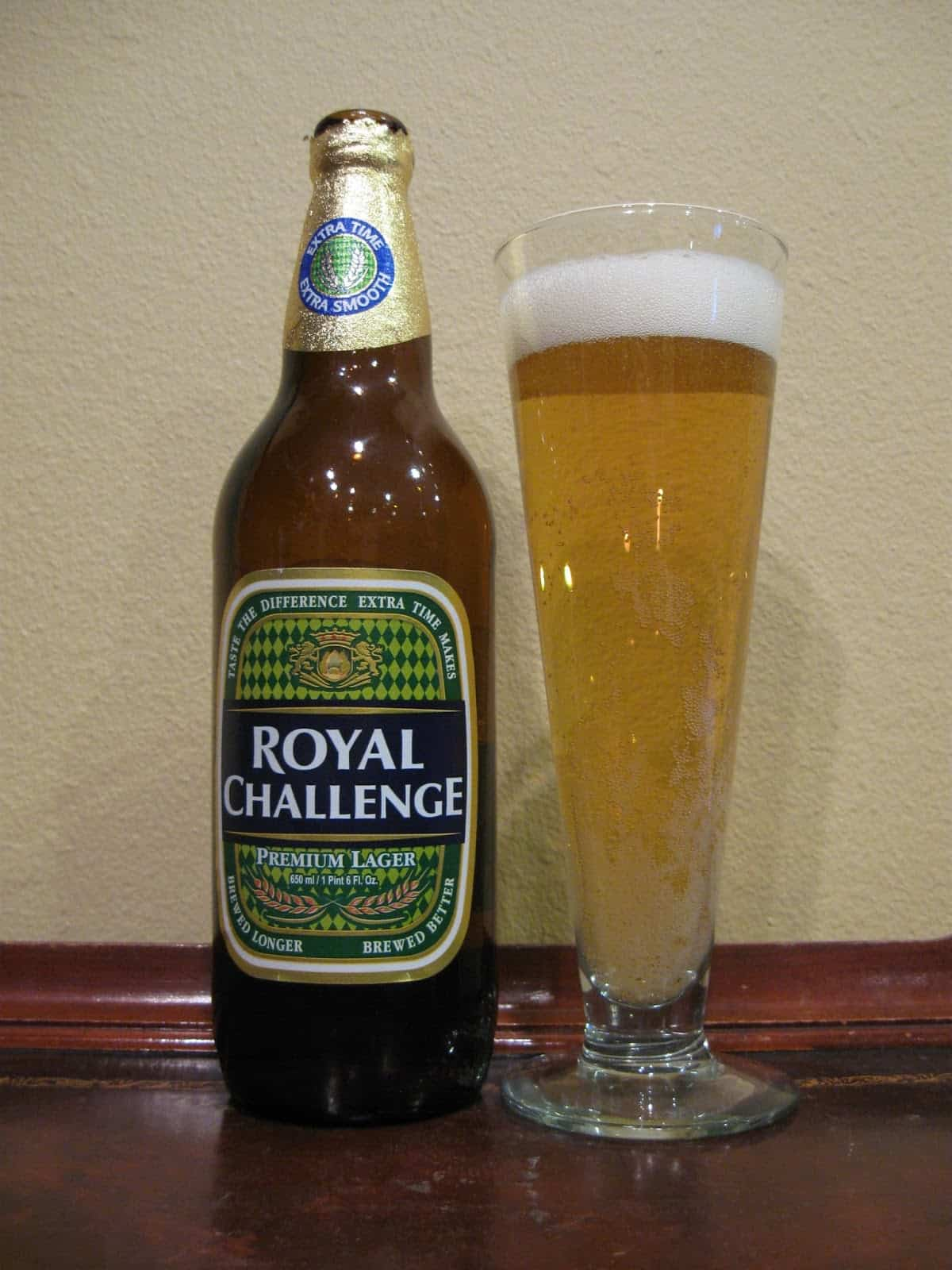 royal challenge ale
