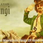 Twitter memes on Thugs of Hindostan