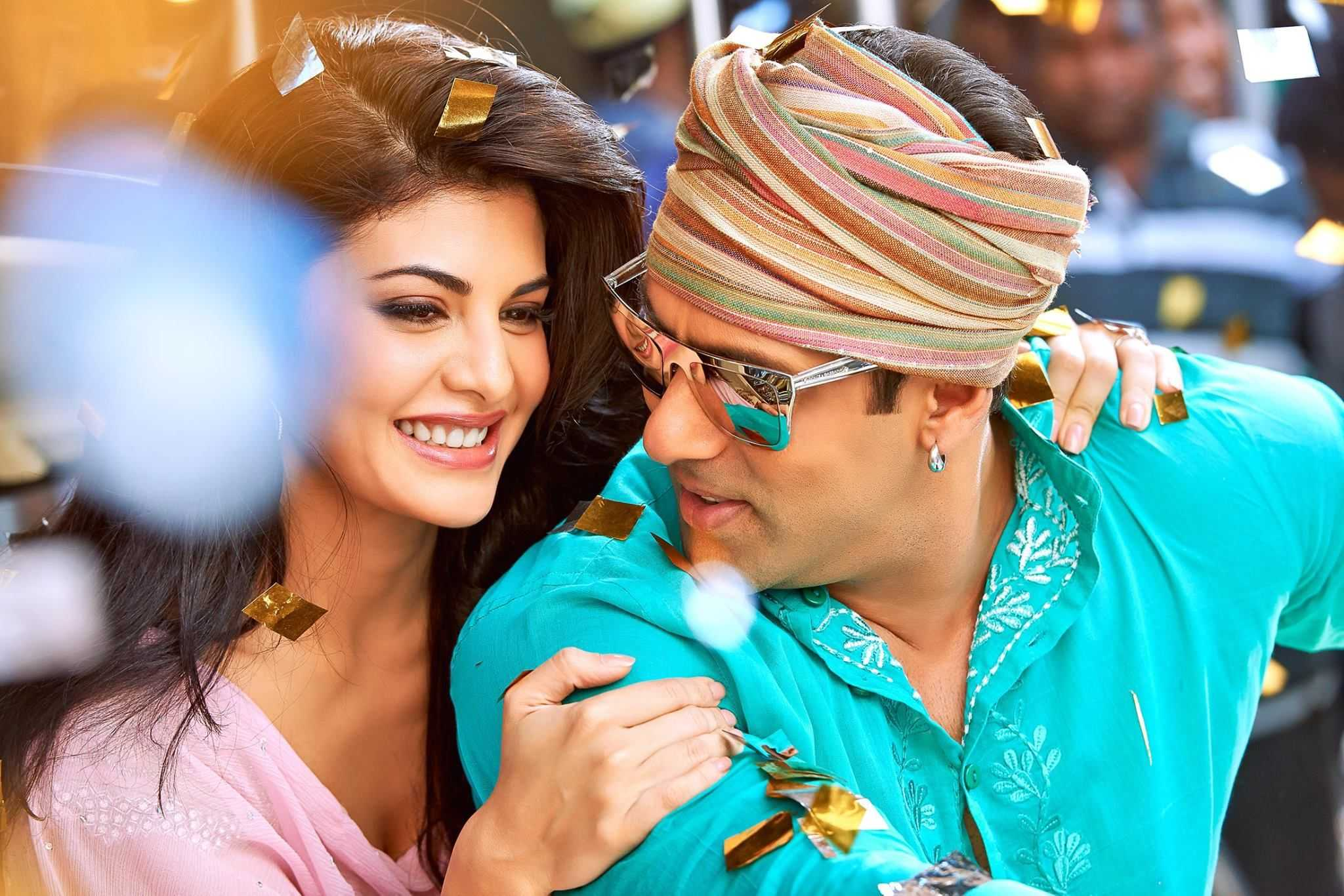 salman and heroine