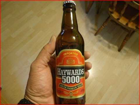 haywards 5000 beer