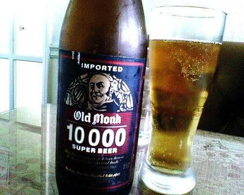 old monk 10000 beer