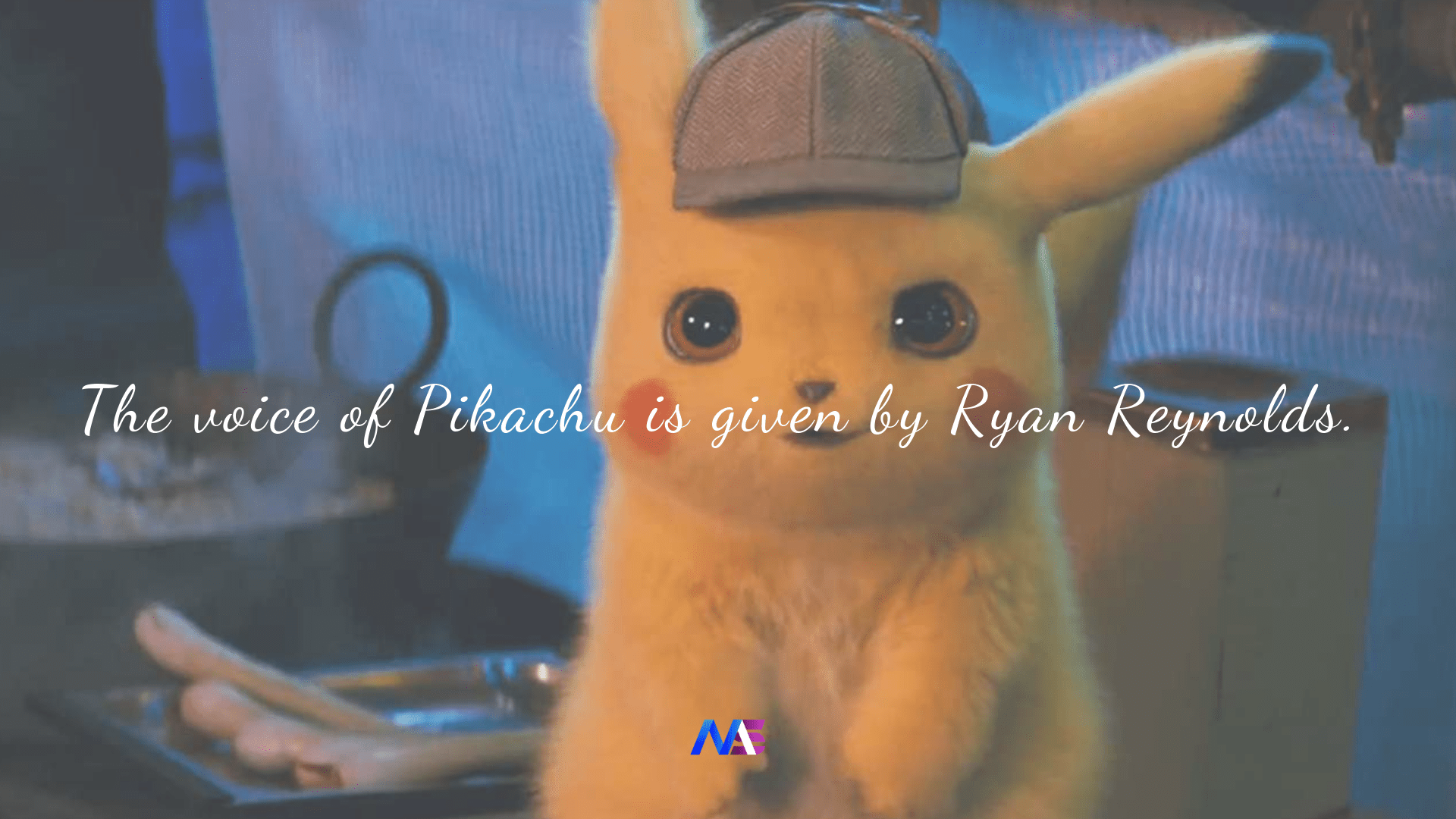 "Ryan Reynolds is coming as 'Detective Pikachu"" and we couldn't be more excited."