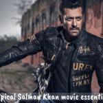 10 typical Salman Khan movie essentials