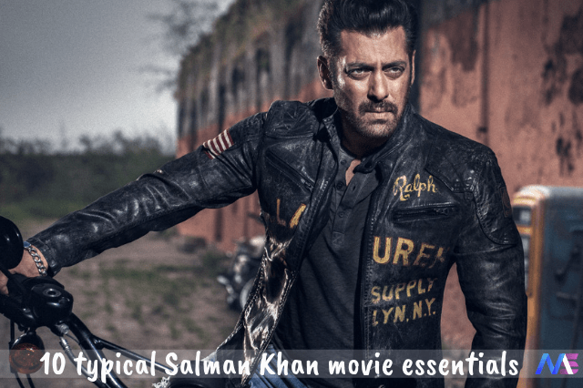 10 typical Salman Khan movie essentials