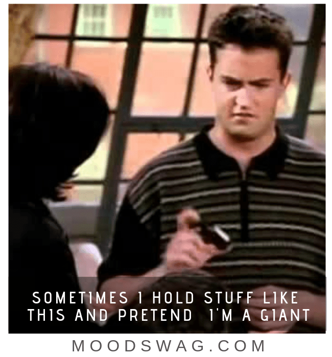 chandler bing one iners
