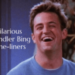27 Hilarious Chandler Bing One-liners