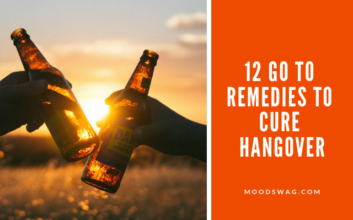 12 go to remedies to cure hangover