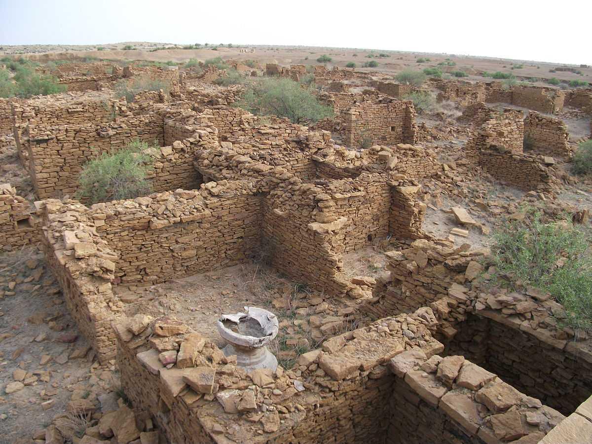 Kuldhara village mystery