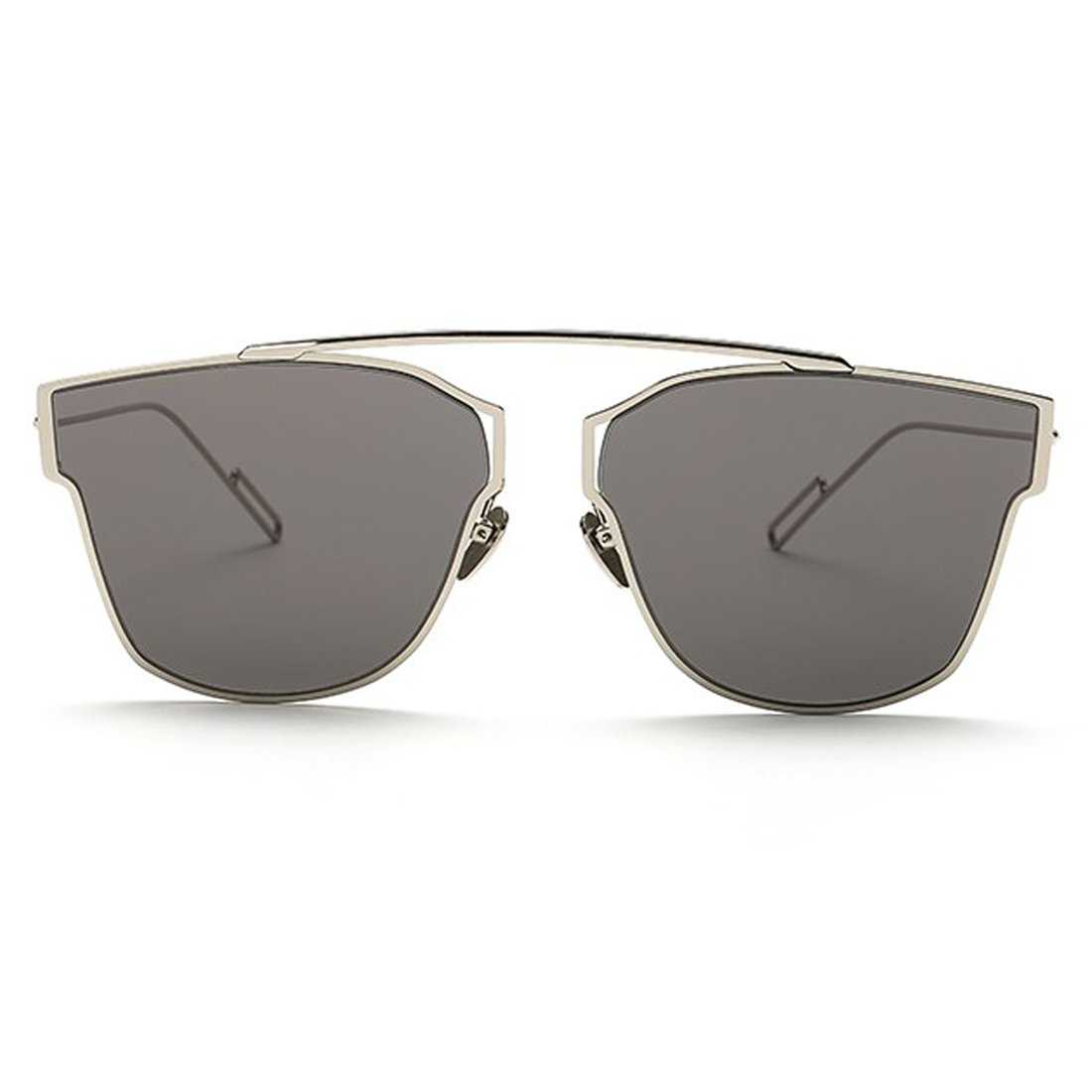 glasses flat aviator