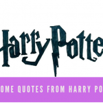 Awesome Quotes From Harry Potter Movie