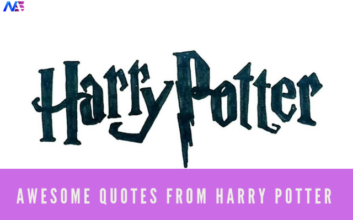 AWESOME QUOTES FROM HARRY POTTER