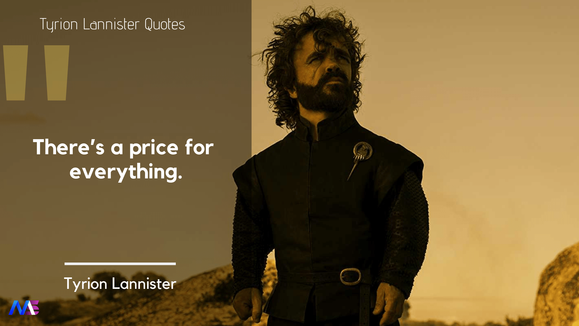 Tyrion Lannister quotes 11
