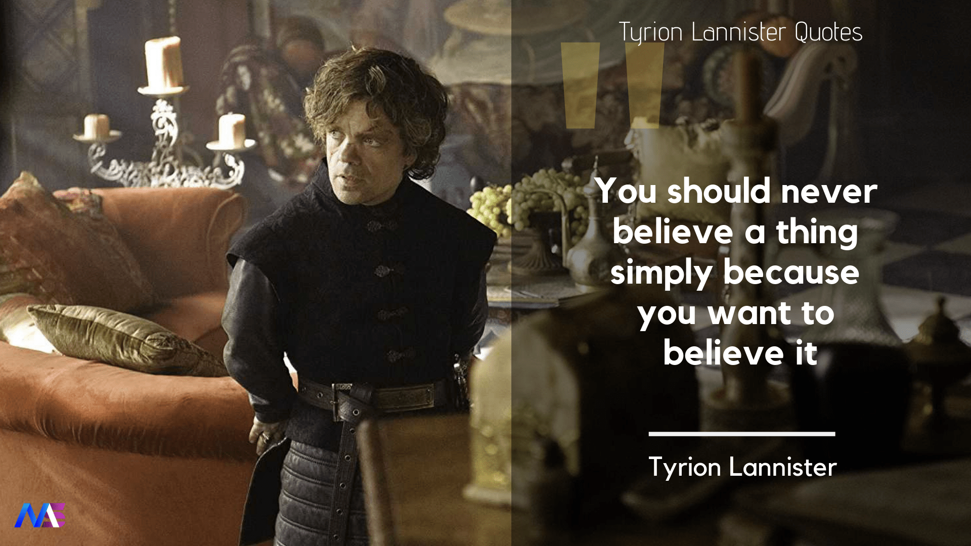 Tyrion lannister quotes 19